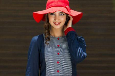 مدل مانتو و لباس زنانه هاویر 10