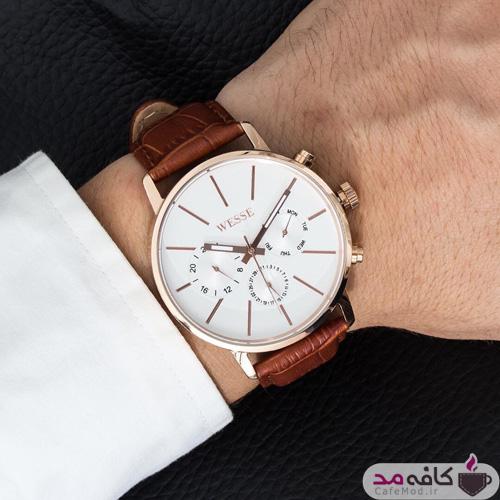 مدل ساعت مچی Wesse