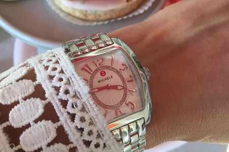 مدل ساعت مچی MICHELE 10