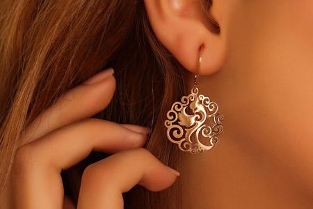 مدل طلا ایرانی برند میراث شرق 13
