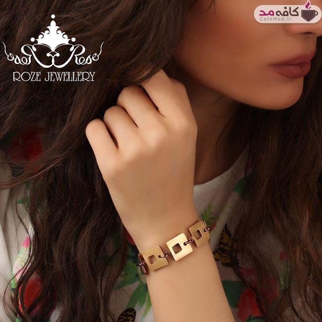 مدل طلا برند ایرانی رزگلد