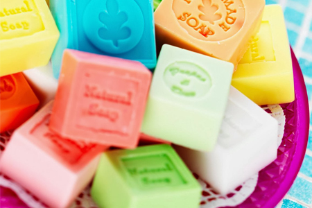 صابون مناسب برای انواع پوست 1
