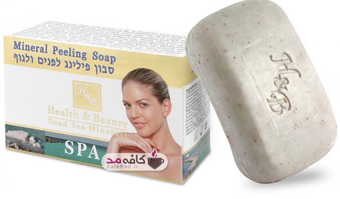 صابون مناسب برای انواع پوست