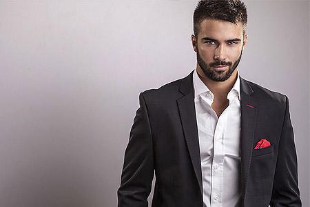 7 روش متنوع برای پوشیدن کت و شلوار مردانه 4