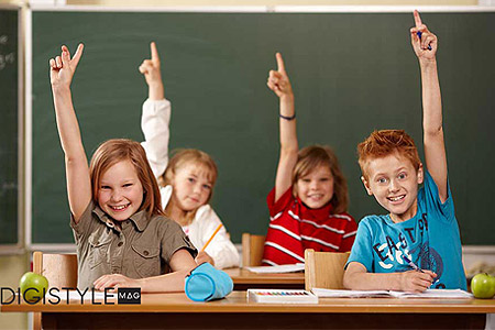 تیپ مدرسه ، چگونه در مدرسه خوشتیپ باشیم؟ 3