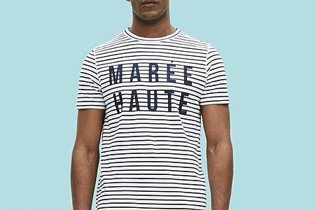 چطور بر اساس فرم بدن تی شرت بپوشیم؟ 2