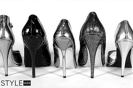 خرید کفش زنانه با ۴ قانون کفش پاشنه دار 5