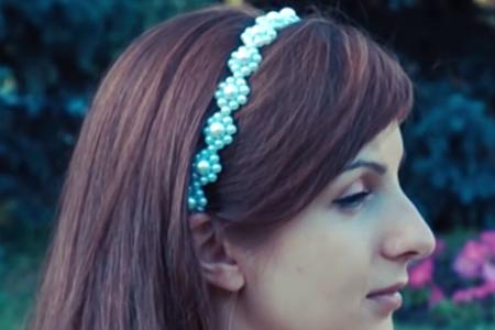 فیلم آموزش ساخت تل مو