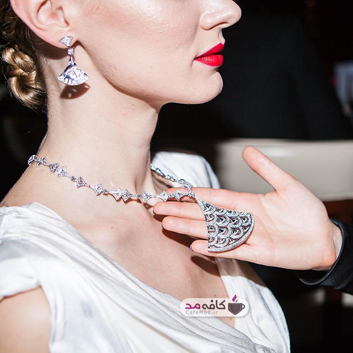 بولگاری جواهرات با ظرافت ایتالیایی و پیشینه یونانی