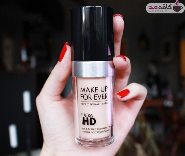 معرفی کرم پودر Make up forever