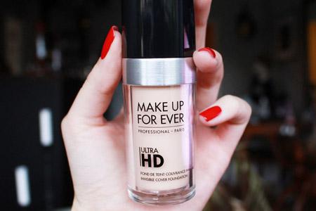 معرفی کرم پودر Make up forever 8