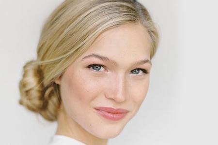 آموزش آرایش ساده و ملایم چشم 1