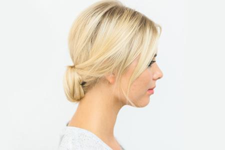 آموزش بافت موی زیبا مناسب مهمانی 7