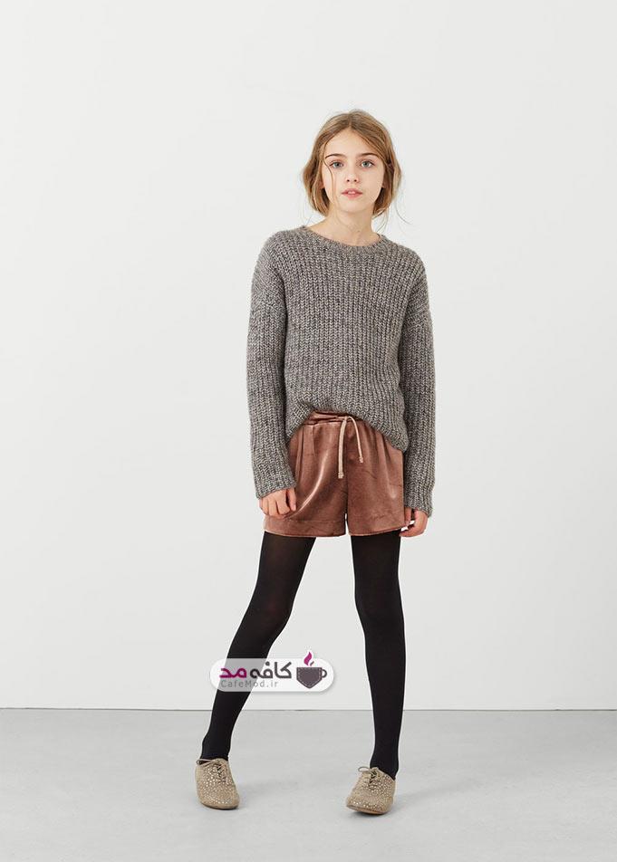 مدل لباس دخترانه پاییزه 2018