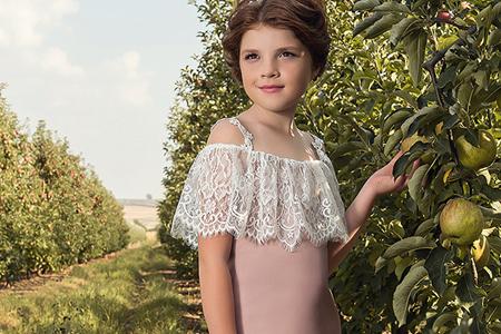 مدل لباس مجلسی دخترانه Emabride 7