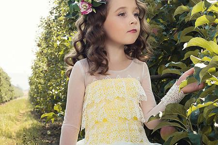 مدل لباس مجلسی دخترانه Emabride 10
