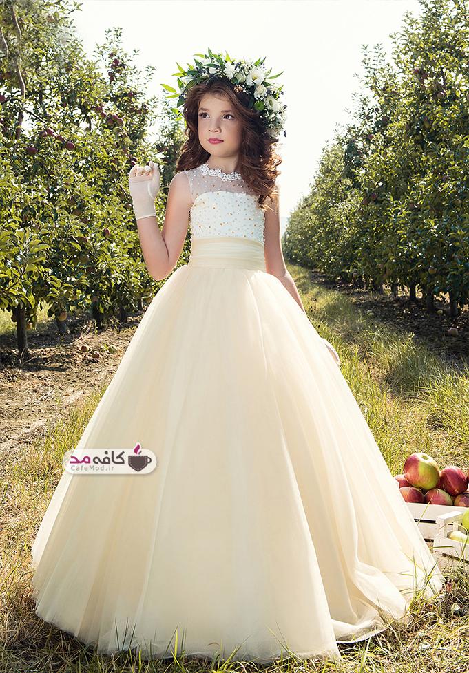 مدل لباس مجلسی دخترانه Emabride