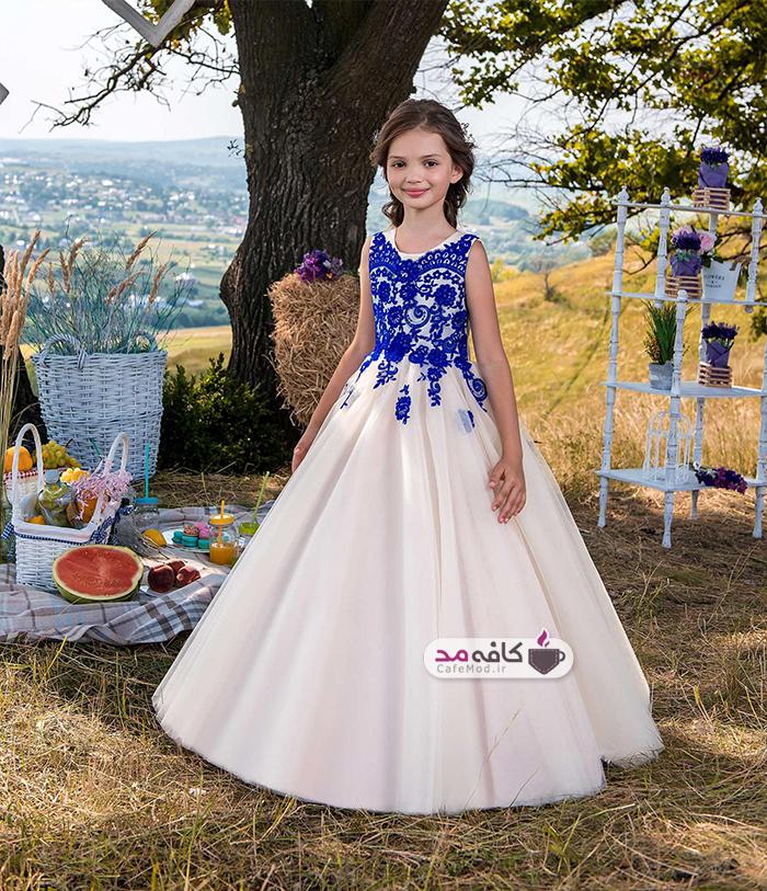 مدل لباس دخترانه مجلسی ۲۰۱۸