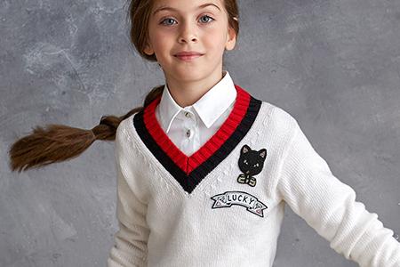 مدل لباس پاییزه دخترانه Ermannoscervino 10