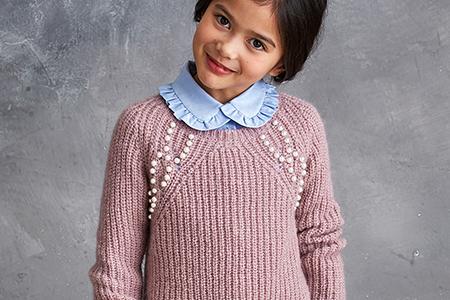 مدل لباس زمستانه دخترانه 11