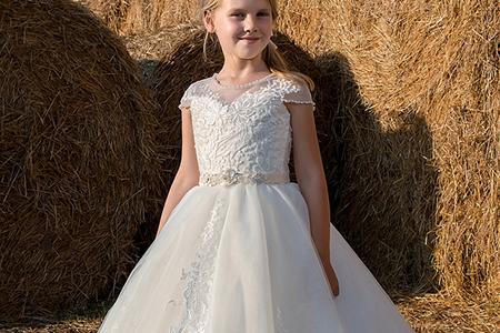 مدل لباس مجلسی دخترانه Emabride 11