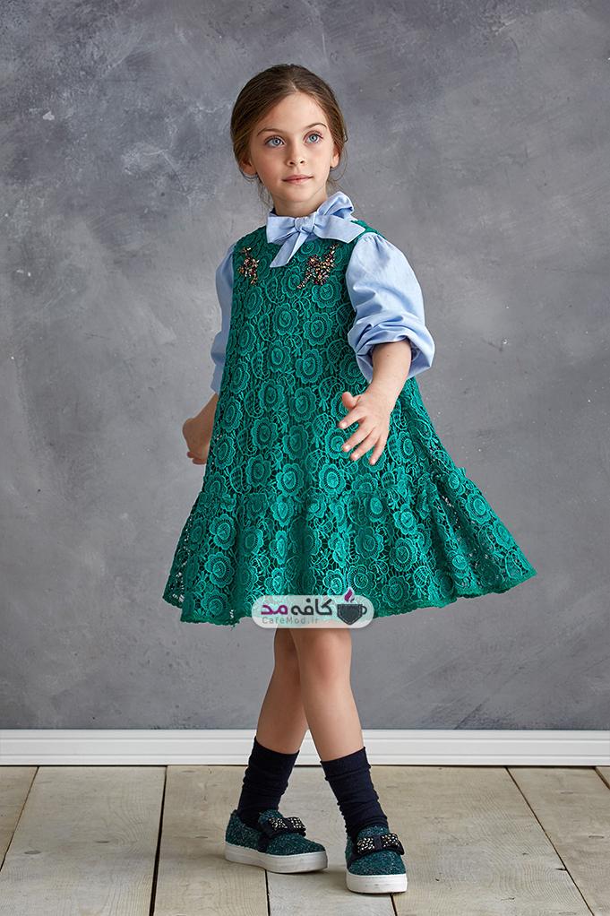 مدل لباس پاییزه دخترانه 2017