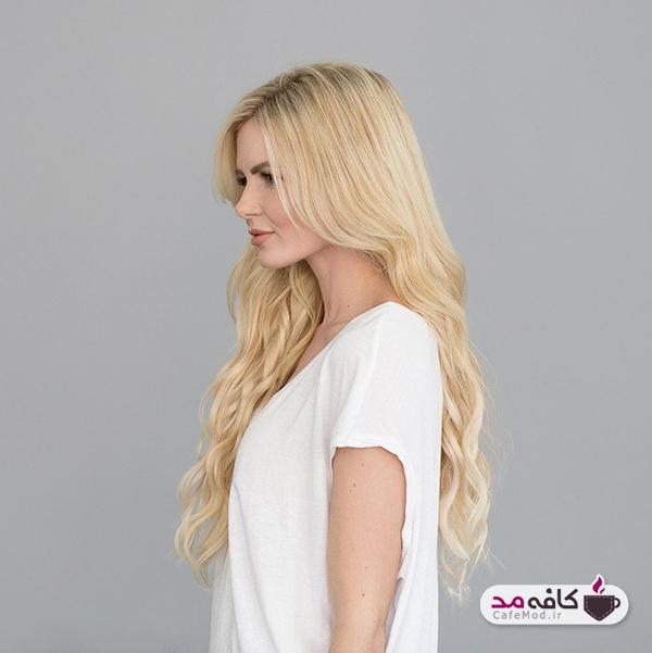دانستنی های مهم قبل از بلوند کردن مو