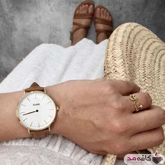 مدل ساعت زنانه CLUSE