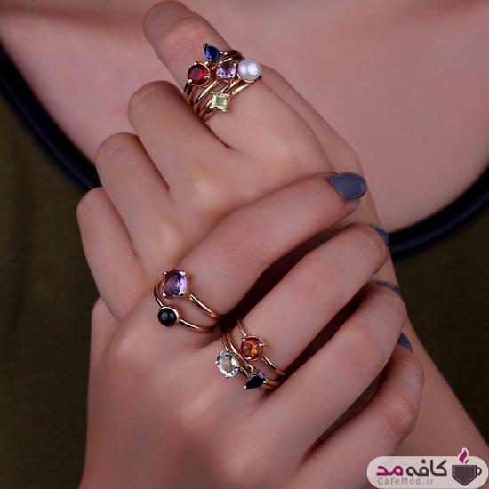 مدل طلا برند ایرانی ZARARA