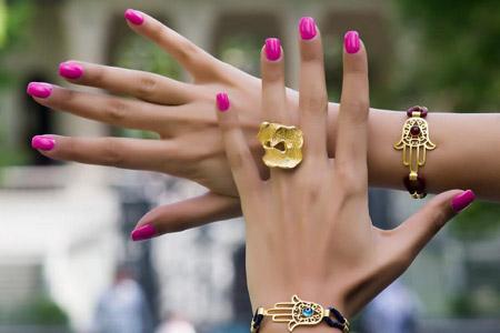 طلا و جواهرات گالری انار 10