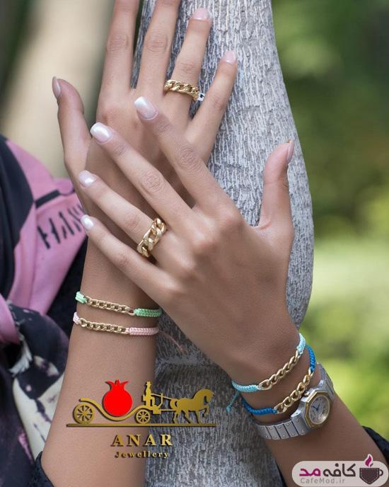 طلا و جواهرات گالری انار
