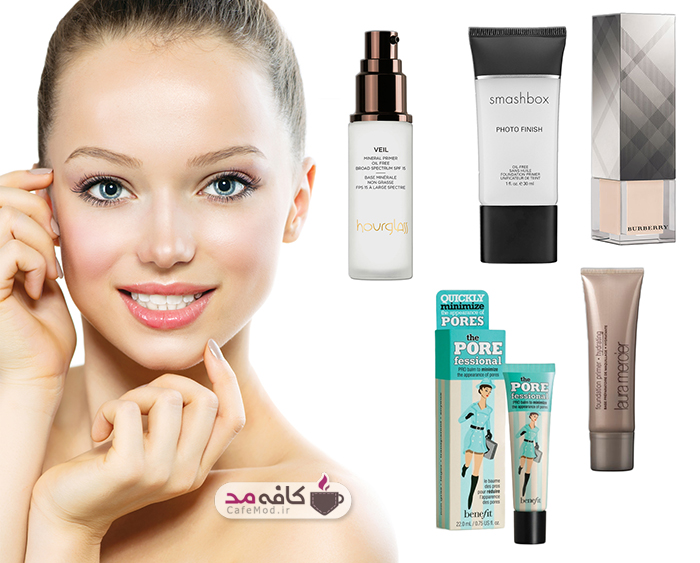 پرایمر پایه اساسی برای زیرسازی و آرایش صورت