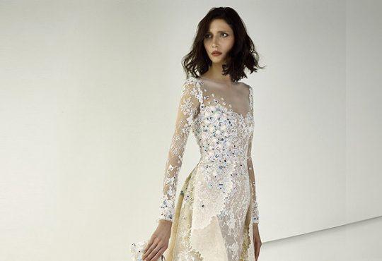 مدل لباس مجلسی از برند Tony Ward 1