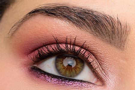 مدل های بسیار زیبا از آرایش چشم پاییزه 9
