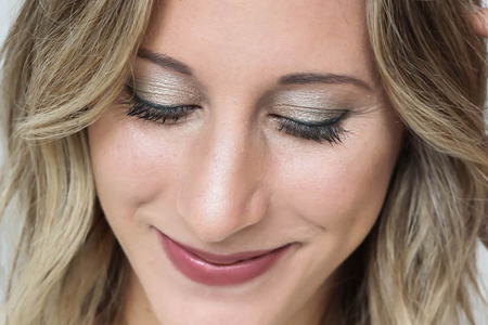 آموزش آرایش صورت ملایم و ساده 2