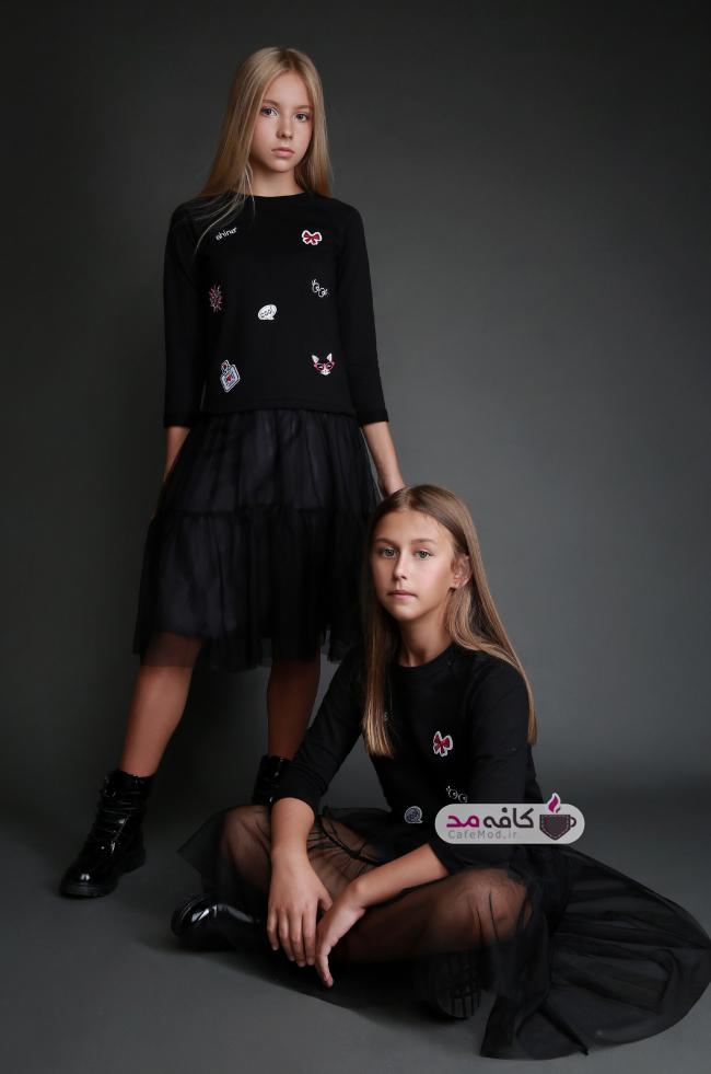 مدل لباس دخترانه و پسرانه زمستانه Gloria Jeans