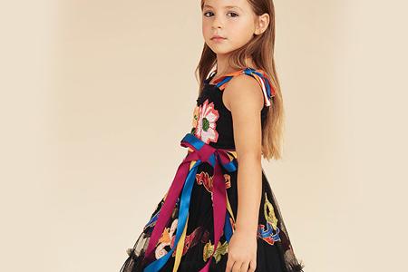 مدل لباس نوزادی و دخترانه Dolce&Gabbana 10
