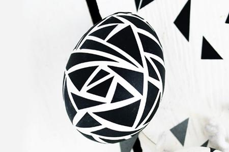 آموزش تصویری تزیین تخم مرغ 2