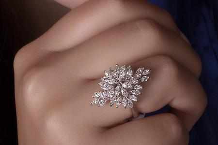 مدل جواهرات زیبا از برند زرنگار 12
