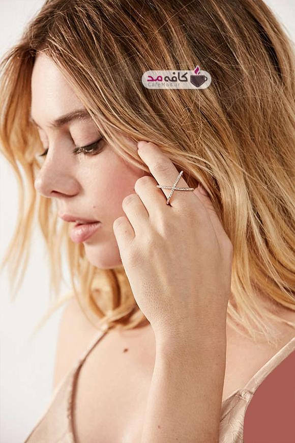 مدل گوشواره و انگشتر