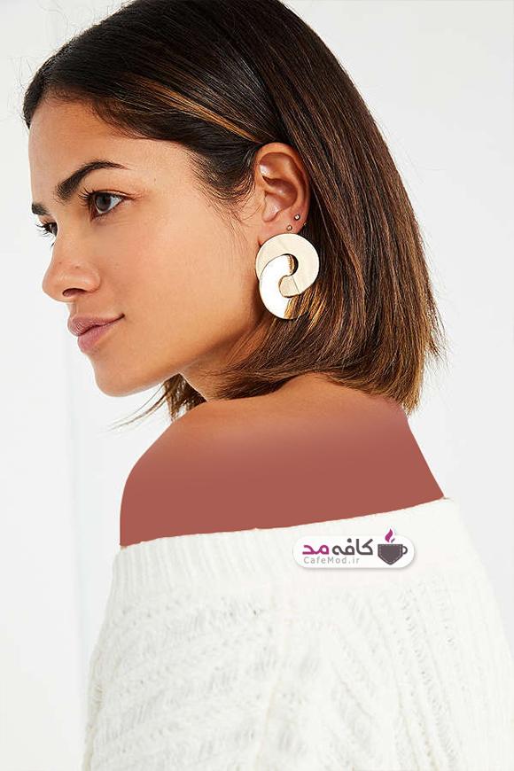 مدل گردنبند و گوشواره جدید