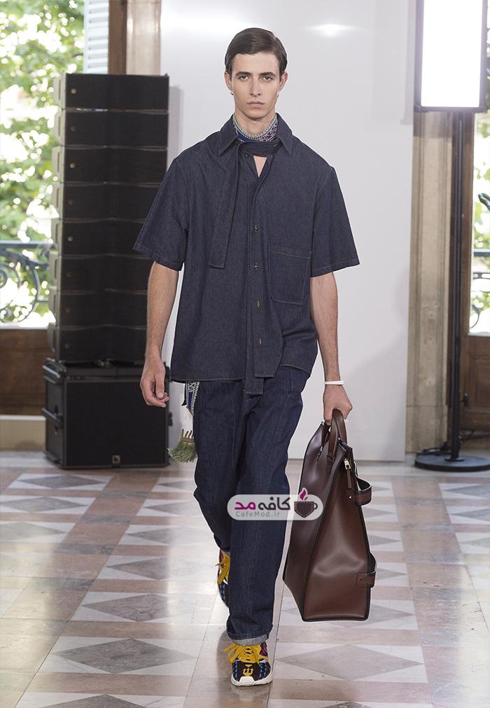 مدل لباس مردانه valentino 2018