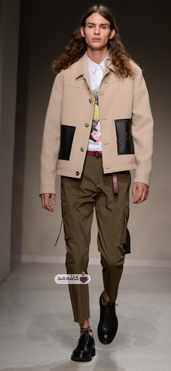 مدل لباس مردانه Trussardi