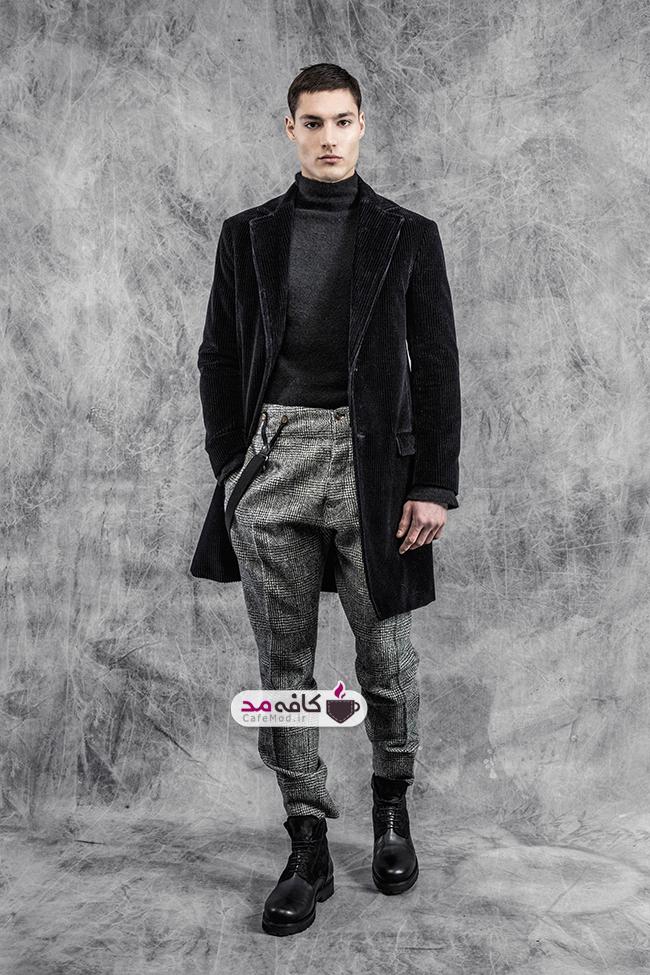 مدل لباس مردانه پاییزه و زمستانه ermanno scervino