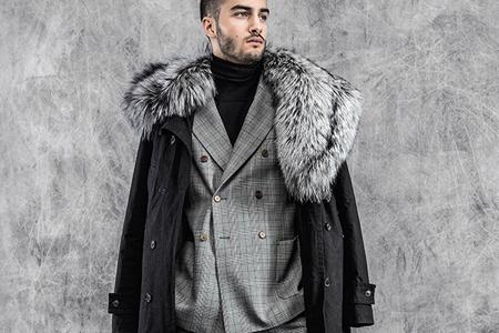 مدل لباس مردانه پاییزه و زمستانه ermanno scervino 9