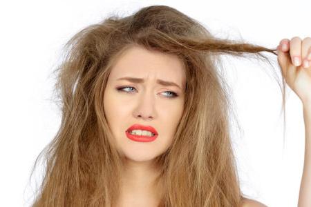 راه های خلاصی از وز شدن موها 1