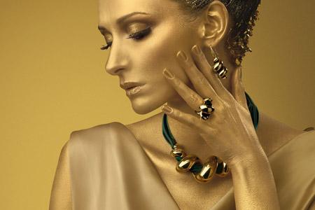 مدل طلا و جواهرات Graziella 11