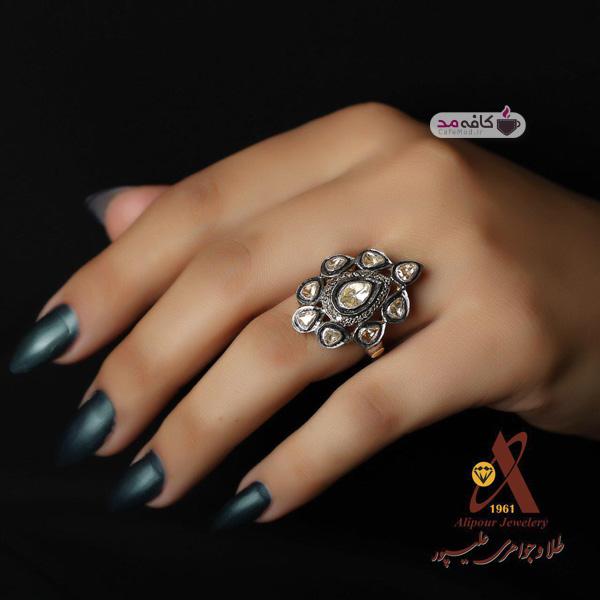 مدل جواهرات Alipour jewelery
