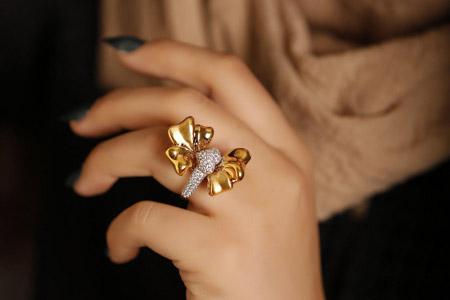 مدل جواهرات Alipour jewelery 13