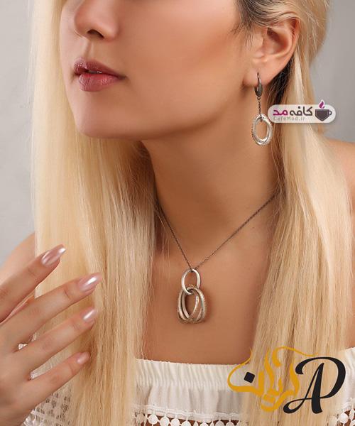 مدل جواهرات گالرى آريان